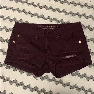Pants - American eagle shorts